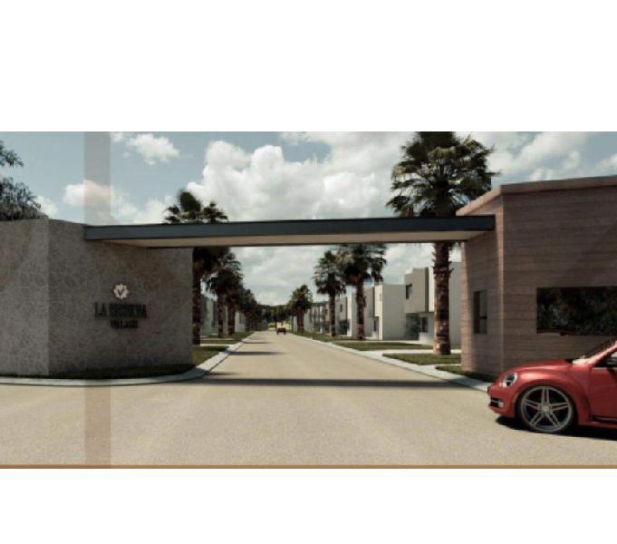 Villa warcalde. bº cerrado la reserva village. casa 3 dor,