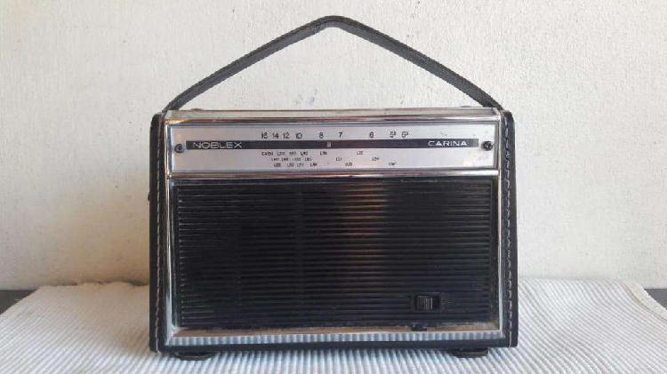 Vintage radio noblex carina