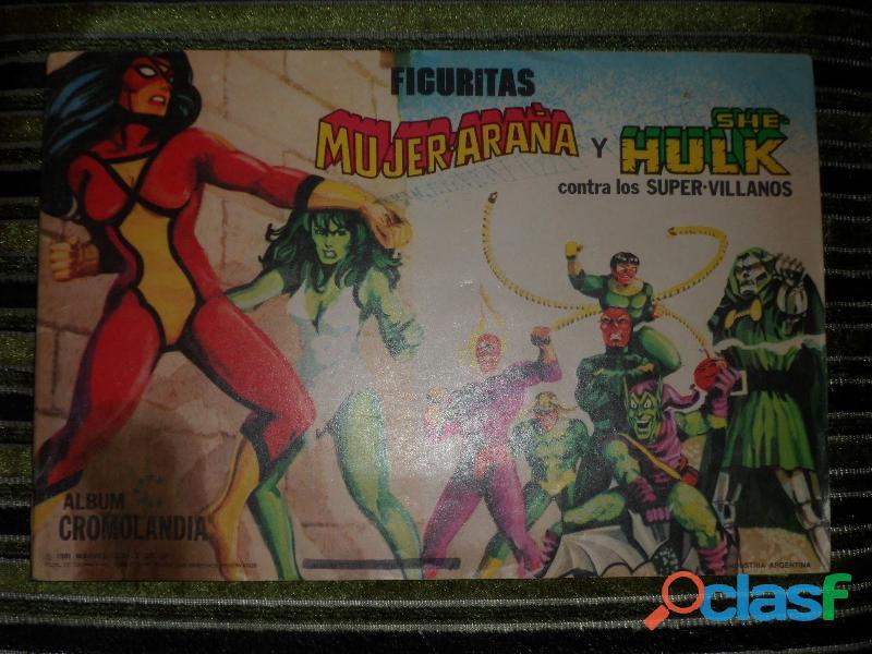 COMPRO ALBUMES DE FIGURITAS ANTIGUOS Y FIGURITAS SUELTAS 5