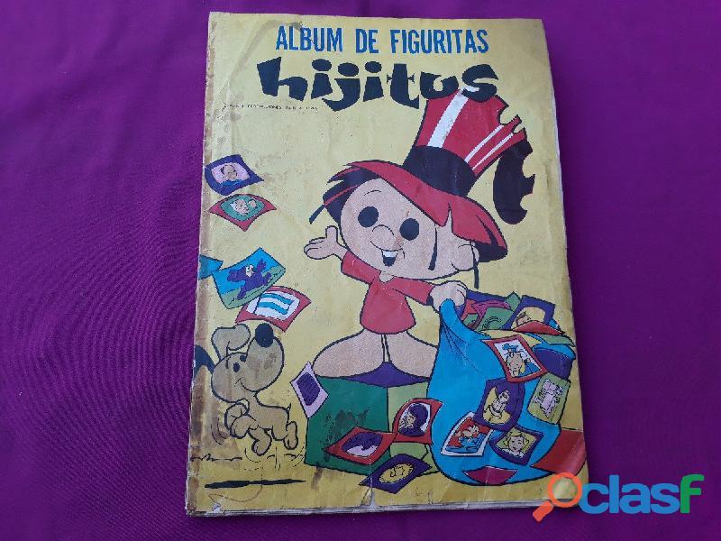 COMPRO ALBUMES DE FIGURITAS ANTIGUOS Y FIGURITAS SUELTAS 13