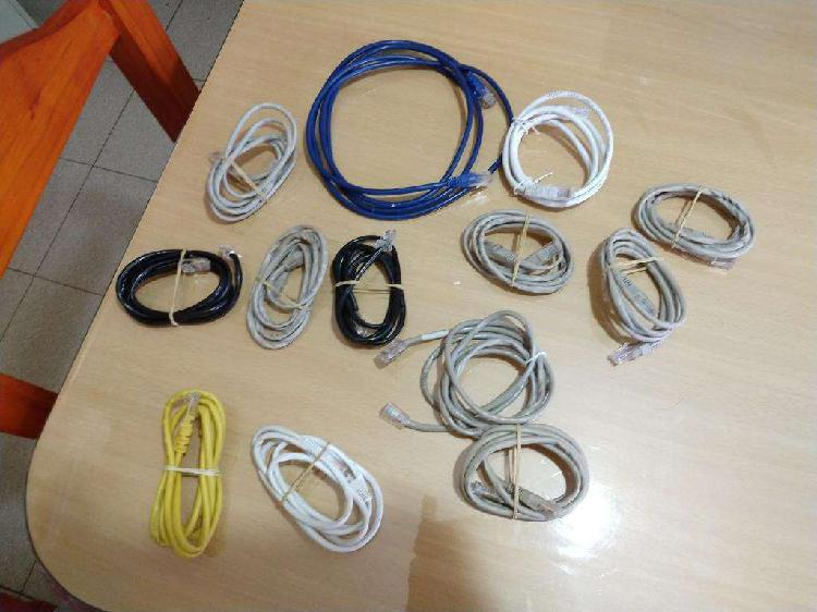 Cables internet ethernet rj45