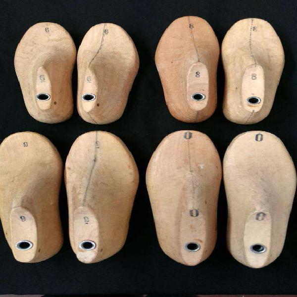 Horma zapatos chatitas,borcego,mocasin