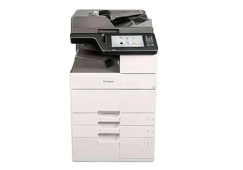 Impresora lexmark laser multifuncion mx912dxe