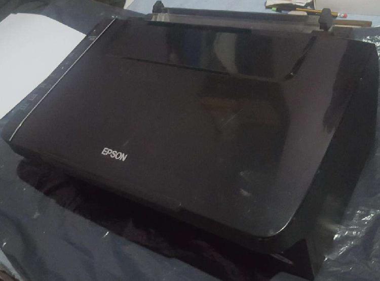 Impresora multifunción epson stylus tx115 sin cabezal