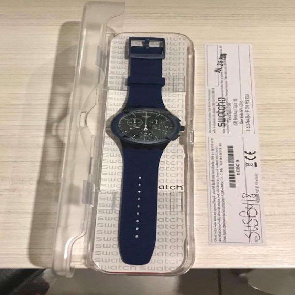 Reloj swatch original nuevo con garantia, envio a todo el