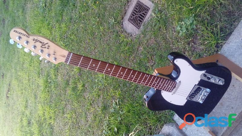 Guitarra Telecaster China, no Squier, SX, Fender.