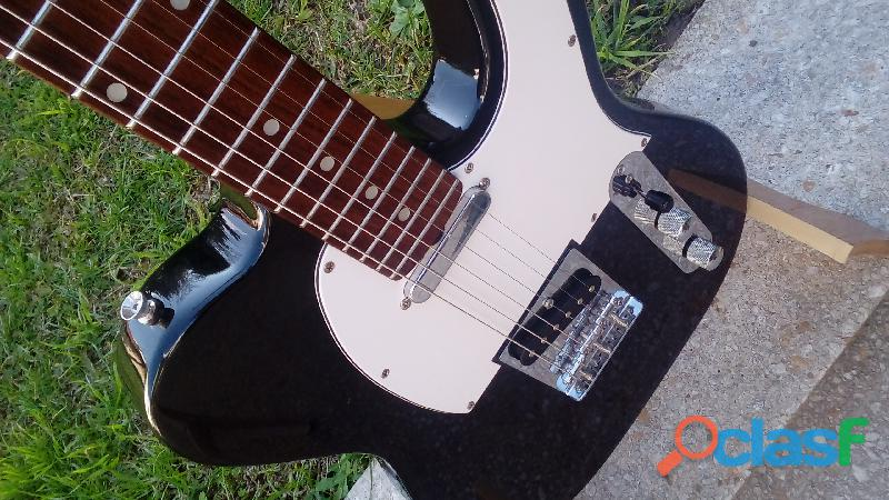 Guitarra Telecaster China, no Squier, SX, Fender. 1