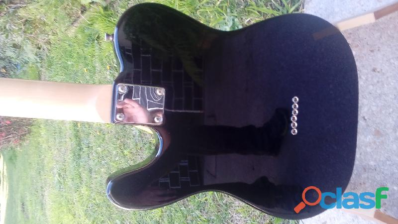 Guitarra Telecaster China, no Squier, SX, Fender. 2