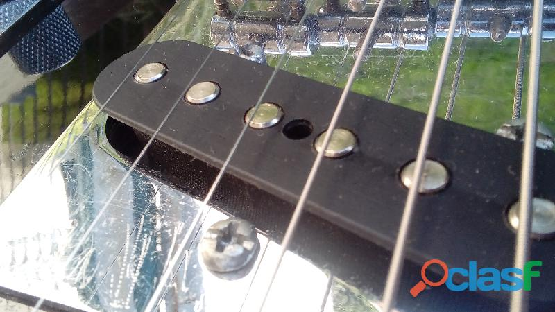 Guitarra Telecaster China, no Squier, SX, Fender. 4