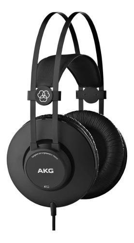 Akg k52 auricular cerrado profesional deal dj over-ear ipod