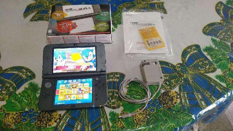 New Nintendo 3ds Xl Completa en Caja