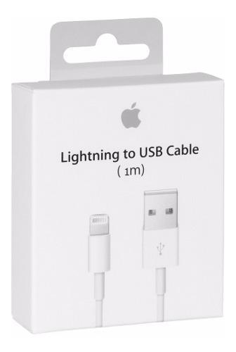 Cable usb lightning apple 100% original iphone 6 7 plus 8 x