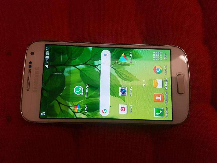 Samsung galaxy s4 mini duos gt-i9192 8gb - inmaculado sin