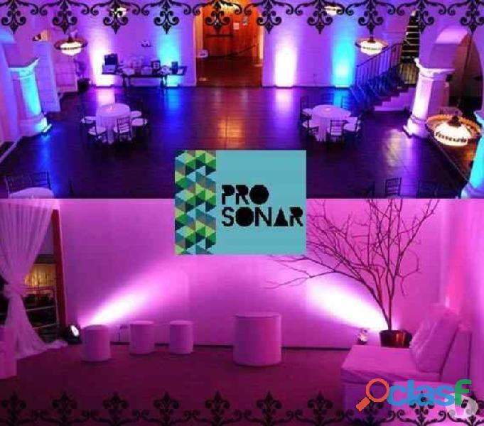 Alquiler de Carpas, Gazebos, Livings, Sonido, DJ, Vajilla,Mesas, Sillas 3