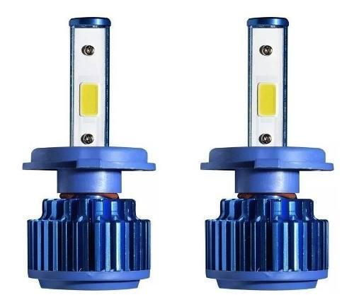 Kit cree led 4ta generación h1 h7 hb3 5400lm blanco frío