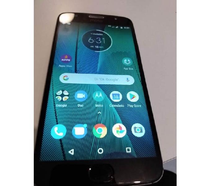 Vendo celular motorola g5splus dual sim como nuevo joya!!!!!