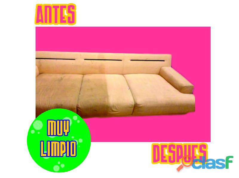 Limpieza de sillones, colchones, alfombras, sillas y tapizados. 3