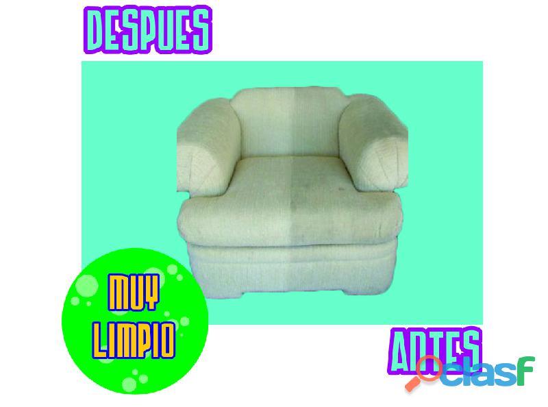 Limpieza de sillones, colchones, alfombras, sillas y tapizados. 2