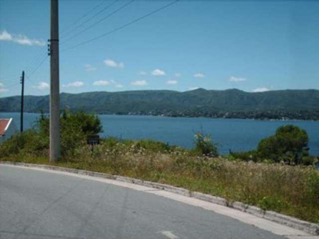 2 terrrenos en carlos paz con la mejor vista al lago.! lotes