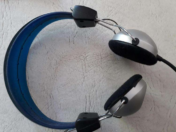 Auricular con microfono con cable 3.5 mm para pc
