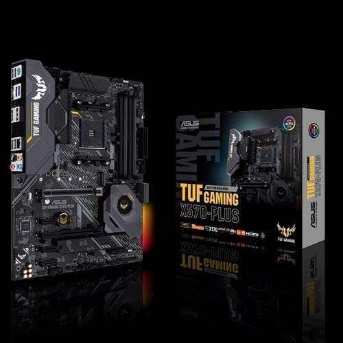 Asus motherboard tuf gaming x570-plus aura sync