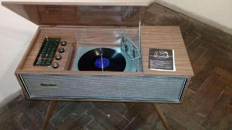 Consola tocadisco antigua koysler año 1969
