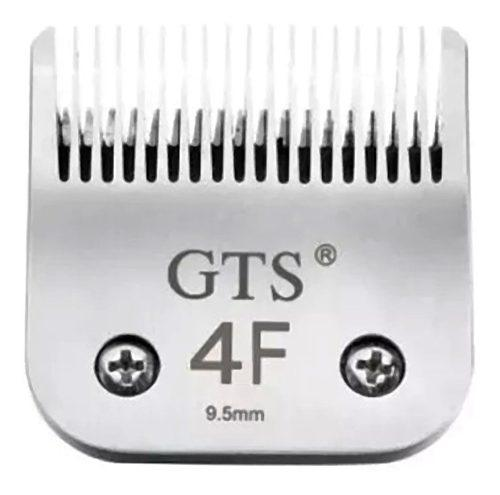 Cuchilla gts original nº 4f 9,5mm para maquinas gts oster