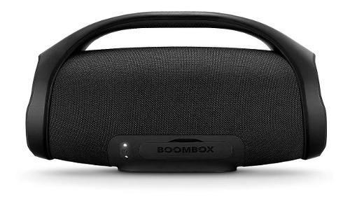 Parlante portatil original jbl boombox bluetooth negro 2x30w