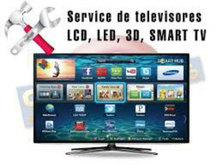 Service tv led - smart