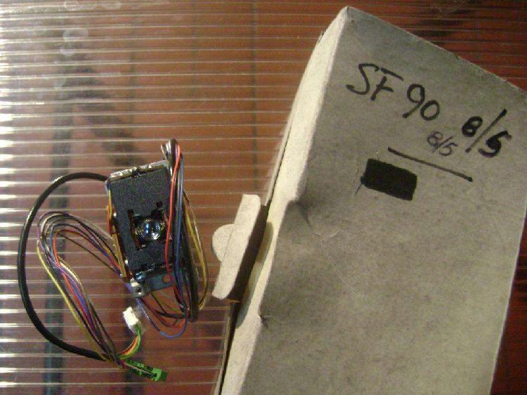 Audio sonido sanyo laser optico sf90 para equipos de alta