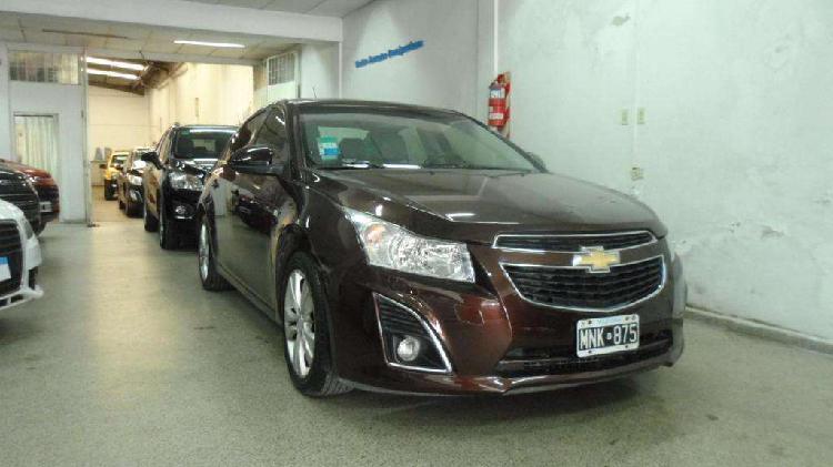 Chevrolet cruze ltz 1.8 4 puertas 2013 90 km.