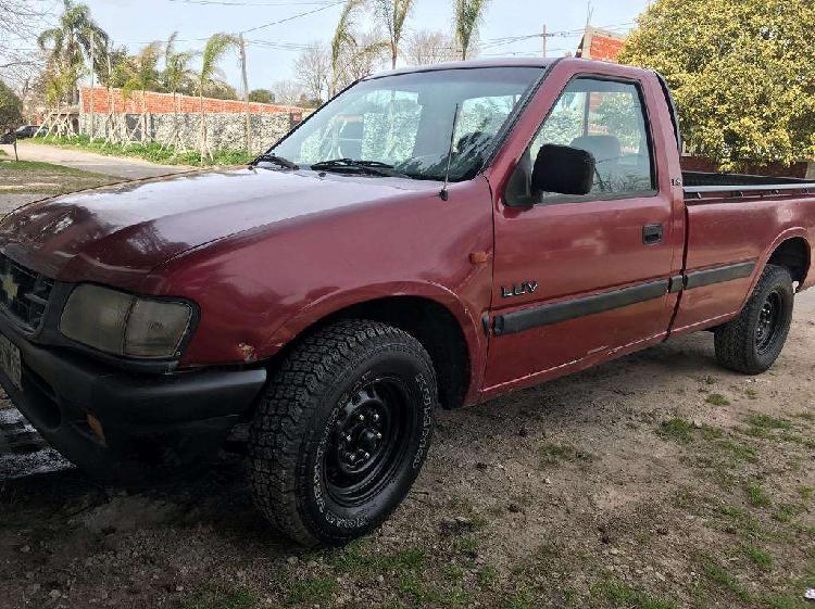 Chevrolet luv 99.motor isuzu 2,5 td