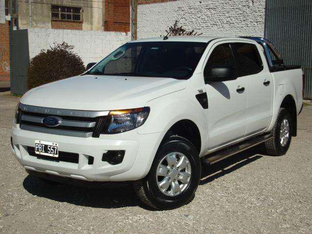 Ford ranger xls 3.2 tdi dc 4x2 l/12 2015