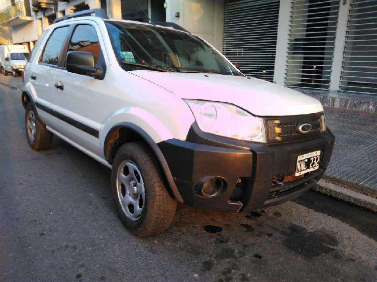 Ford ecosport 2011 1.6 financiacion y