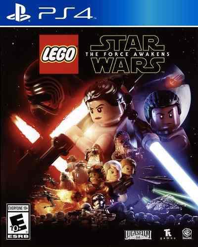 Lego star wars the force awakens ps4 juego fisico original