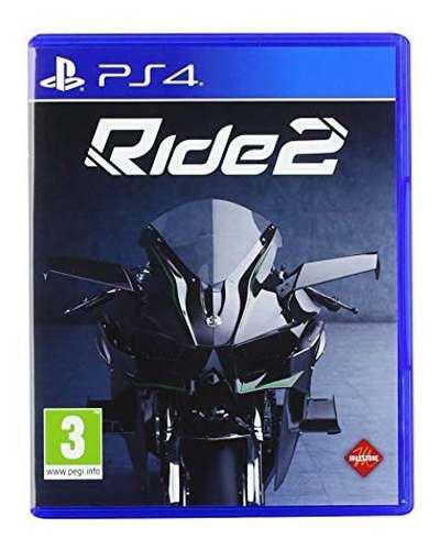 Ride 2 ps4 juego cd original físico sellado caja moto