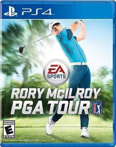 Rory mcilroy pga tour ps4 juego cd original fisico sellado