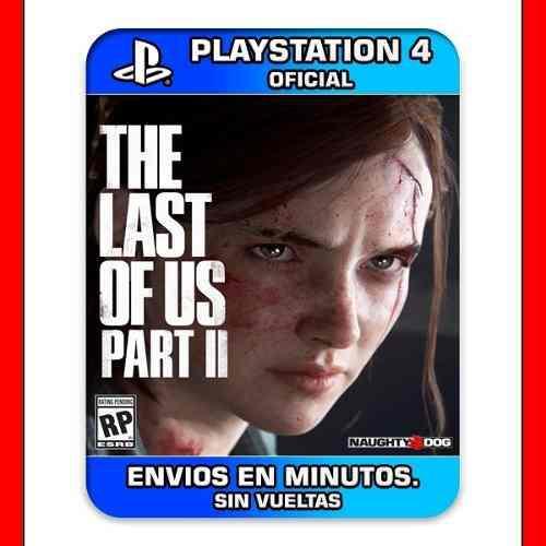 The last of us 2 ps4 preventa mejor precio + 5 juegos regalo
