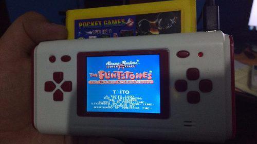 Video juego family game portable para cartucho !!