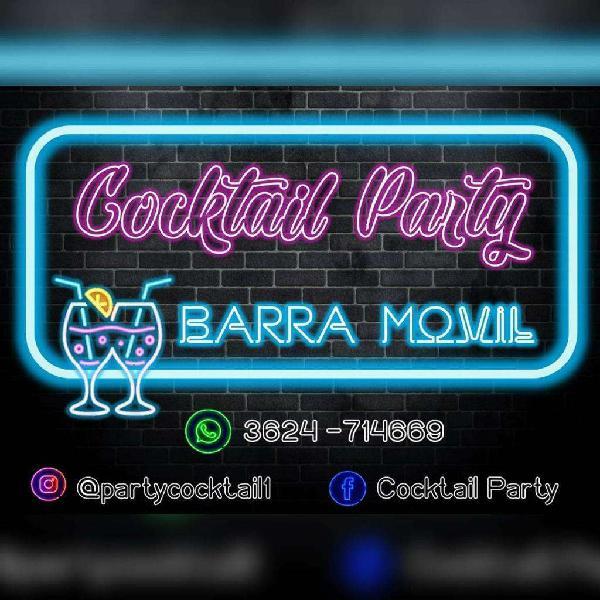 Barra movil