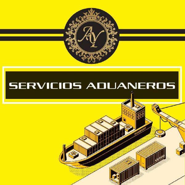 Estudio aduanero y comercio exterior - servicios