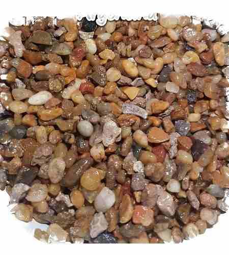 Granza - grava para peceras acuarios x 1 kilo de 3 a 6 mm