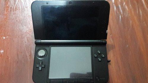 Nintendo 3ds xl flasheada en buen estado funciona muy bien!