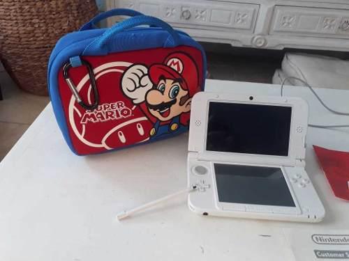 Nintendo 3ds xl región europea.