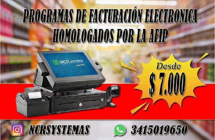 Programas de facturacion electronica