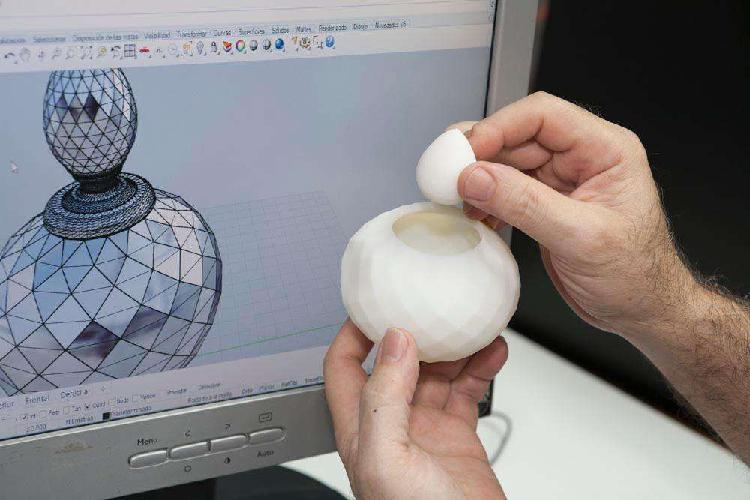 Servicio de diseño e impresion 3d
