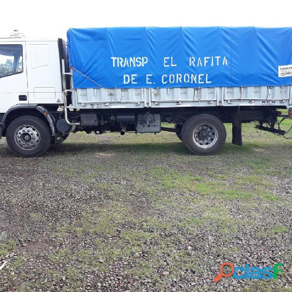 Chofer para camion mercedes1624 viajes larga distancia