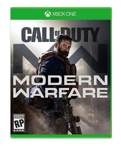 Call of duty modern warfare juego xbox one nuevo cd fisico