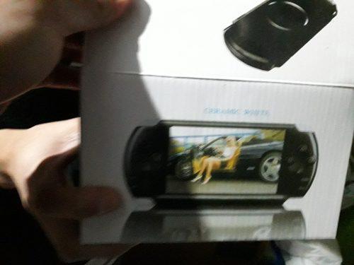 Consola video juego portátil