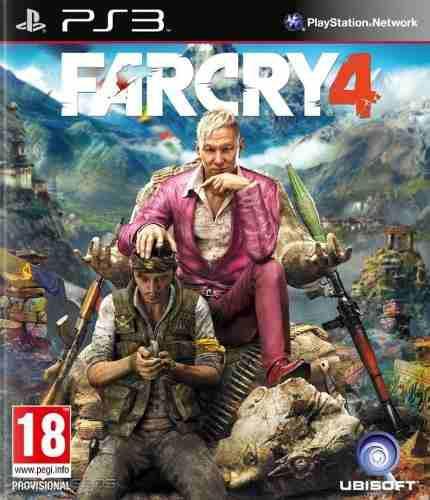 Far cry 4 ps3 digital español || entrega inmediata